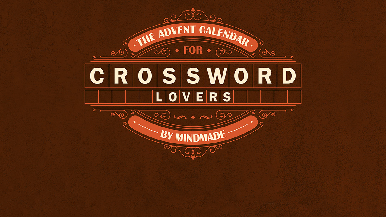 The Advent Calendar for Crossword Lovers - Header